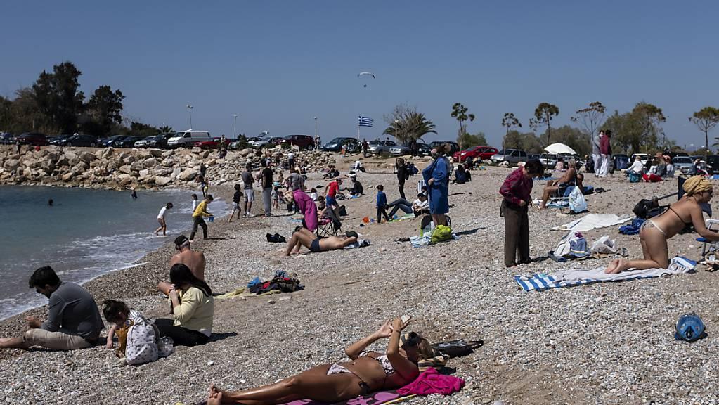 Am Samstag wird in Griechenland offiziell die Tourismus-Saison eingeläutet. In den Urlaubszielen wird kräftig geimpft - um Touristen mit «covidfreien Inseln» zu locken.