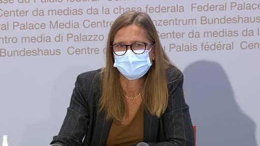 «Die Zahlen der Neuinfektionen steigen, aber langsam»