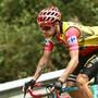 Der Slowene Primoz Roglic führt die Gesamtwertung der Vuelta nach 13 von 21 Etappen ungefährdet an