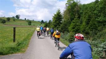 Die Radsport- und Mountainbikegruppe Brugg der Pro Senectute ist bald wieder unterwegs.