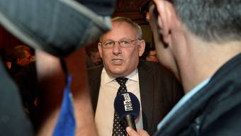 Eduard Rutschmann wird nach seinem erfolgrosen Angriff auf den Parteichef Sebastian Frehner hart kritisiert. (Archiv)