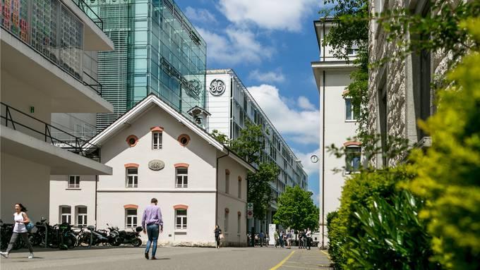 Das amerikanische Unternehmen General Electric (GE) will in Baden weitere 350 Stellen abbauen. Sandra Ardizzone