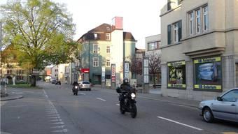 Bei den Liegenschaften an der Baslerstrasse/Winterthurerstrasse in Laufenburg ist eine Lärmsanierung nötig. – Foto: chr