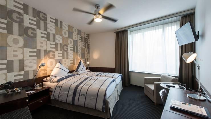 Viele Hotelzimmer bleiben wegen der Coronapandemie derzeit leer. (Symbolbild)
