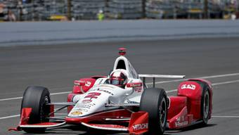 Juan Pablo Montoya gewinnt Indy 500 trotz Crash mit Schweizerin De Silvestro