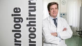 Prof. Dr. med. Javier Fandino, Ex-Chefarzt Neurochirurgie Kantonsspital Aarau. (Archivbild)