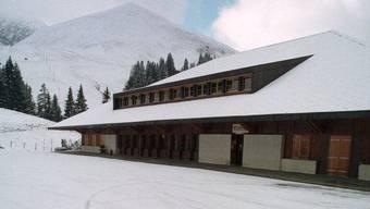Gantrischhütte auf 1500 Meter Höhe: Hier will das VBS Asylbewerber unterbringen.