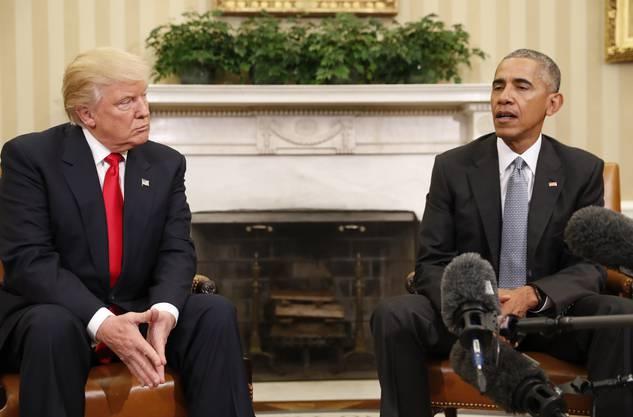 """Obama: """"Wenn Sie erfolgreich sind, ist das Land erfolgreich."""""""