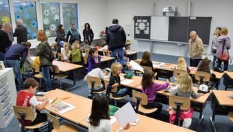Einweihung Schulraumerweiterung Villigen