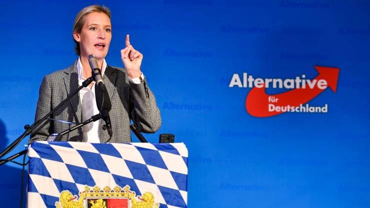 Hat AfD-Chefin Alice Weidel eine illegale Spende aus der Schweiz erhalten?