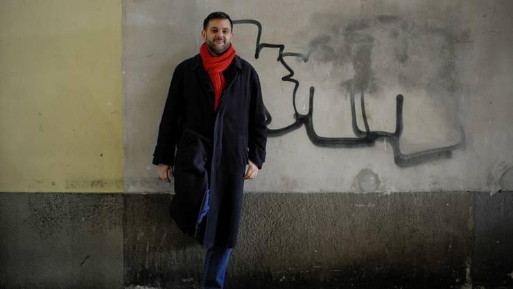 Rashid Abed: «Das Engagement des Einzelnen kann etwas bewirken.»