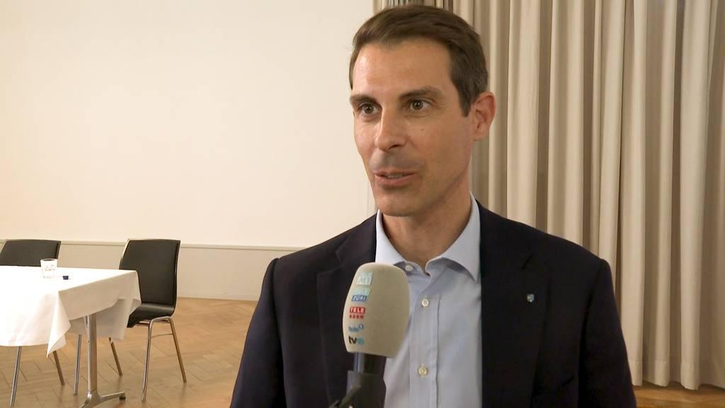 Ständerat Thierry Burkart will Präsident der FDP werden