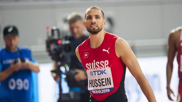 Kariem Hussein konnte an der WM nicht glänzen. Er muss - wie so viele andere - nach Doha über die Bücher.