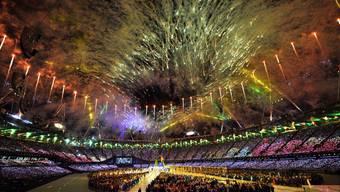Schlussfeier Olympia London 2012