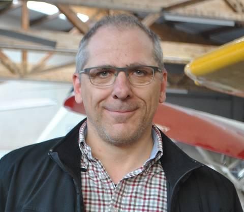 Stefano Ferrari, erweitertes OK der Flugtage Schupfart: «Bider war ein Star in der Schweizer Fluggeschichte.»