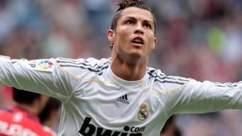 Cristiano Ronaldo war einmal mehr Matchwinner für Real