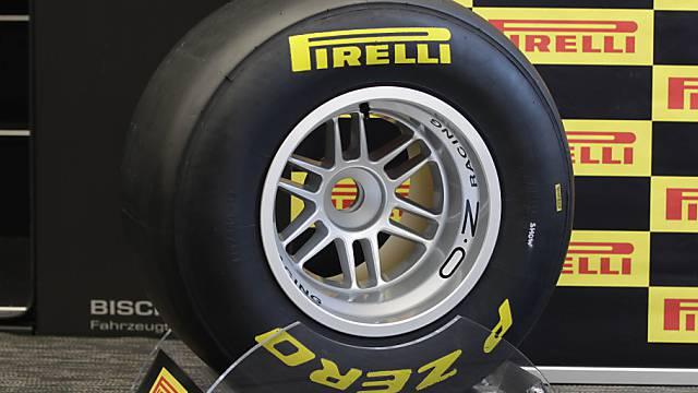 Pirelli setzt neue Reifen in Deutschland ein