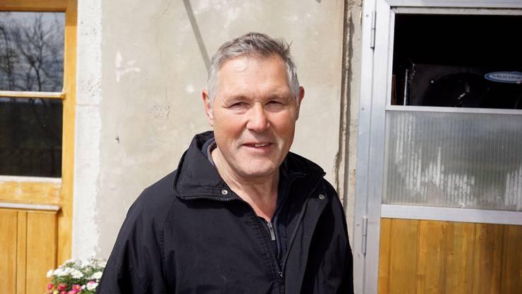 In stiller Wahl zum neuen Gemeindepräsidenten gewählt: Ueli Emch.