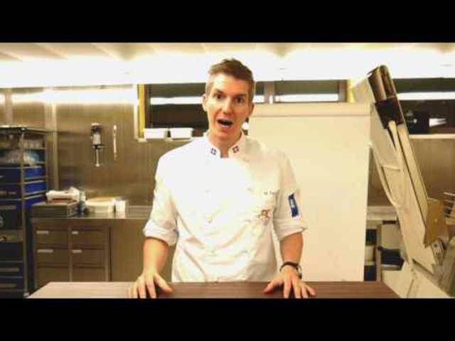 Konditormeister Marcel Paa von einfachBacken Schweiz buhlt auf Youtube um Abonnenten