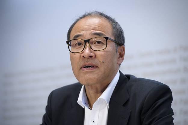 Il-Sang Kim, Leiter Abteilung für digitale Transformation beim BAG.