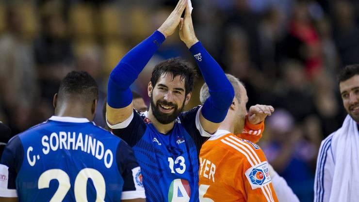 Nikola Karabatic: Einer der ganz Grossen des Handballs kommt nach Basel.