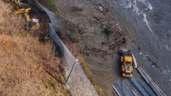 Schneefälle und der Starkregen haben in Teilen Österreichs für massive Schäden und Behinderungen gesorgt.
