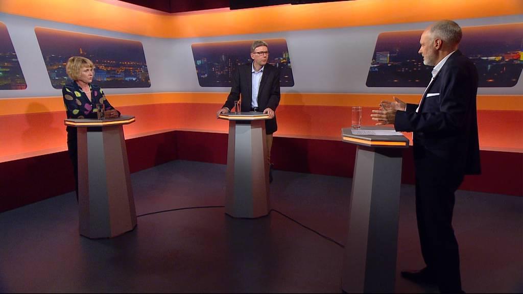 Bleibt die Aargauer Regierung männlich?