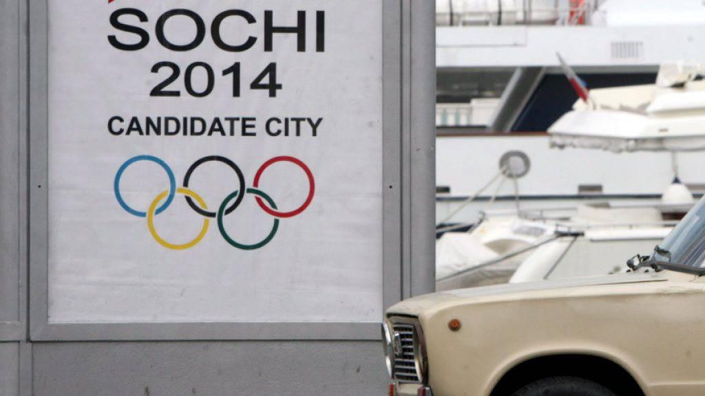 WADA-Bericht bestätigt russisches Staatsdoping bei Olympia 2014 in Sotschi