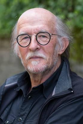 Der Schweizer Schriftsteller Reto Hänny.