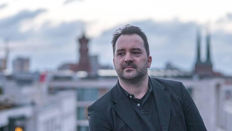 Stephan Humer: «Ich habe das Handy nachts ausgeschaltet. Ginge die Welt dann unter, würde ich es glatt verpassen.»