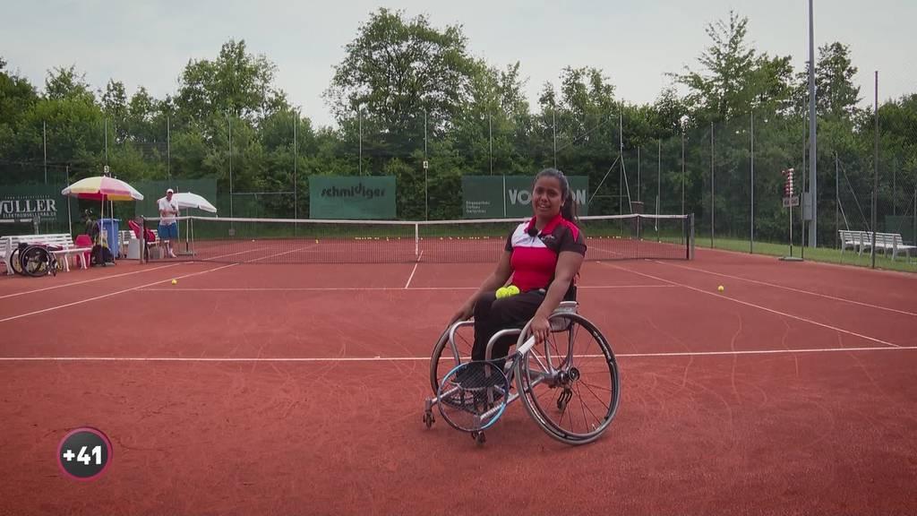 Nalani Buob: «Der Rollstuhl hilft mir, meine Leidenschaft auszuüben»