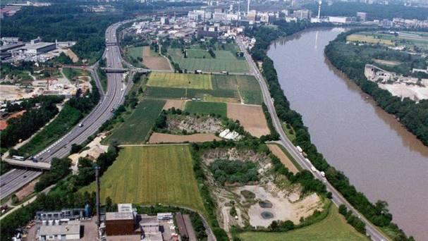 Die Industrieanlage ARA Rhein in Pratteln sorgte für einen stinkenden Auftritt.