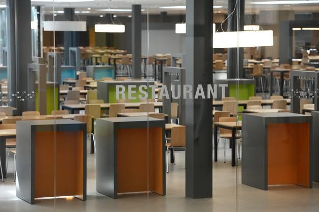 Dies ist das neue Zuhause vom Agrochemiekonzern Syngenta in Basel: Mit Restaurant.