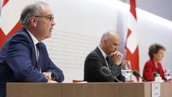 Am Mittwoch kommunizierte der Bundesrat weitere Massnahmen im Kampf gegen die Coronakrise.