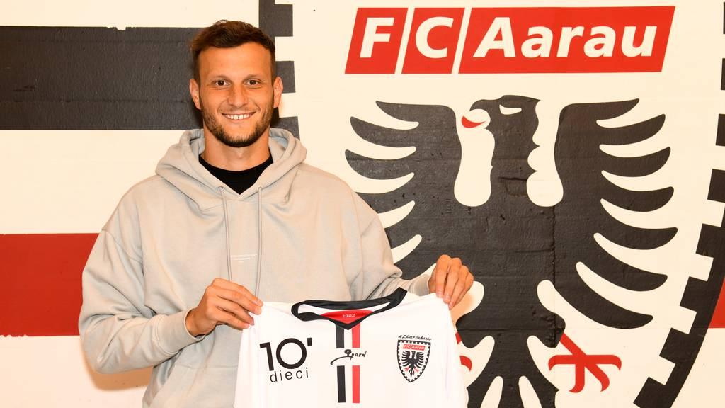 Imran Bunjaku leihweise zum FC Aarau