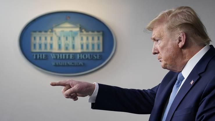 Donald Trump war mit seinem Angebot bereit, Risiken einzugehen.