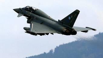 Alle drei getesteten Kampf-Jets sind etwa gleich laut (Archiv)