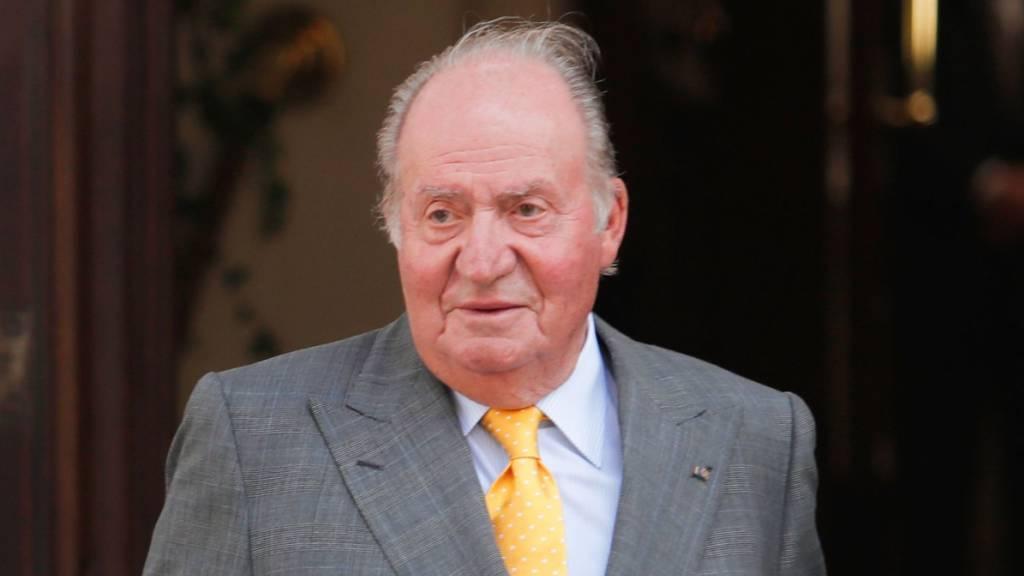 Juan Carlos' goldener Käfig: Altkönig im Exil untergetaucht