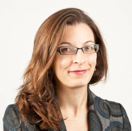 Melanie Martin, Bereichsleiterin Fachaufgaben.