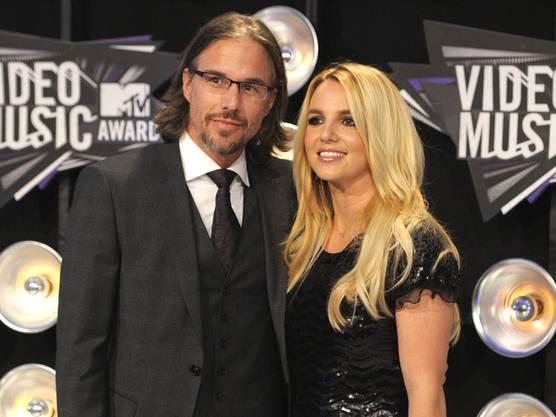 Britney Spears und Jason Trawick (Archiv)