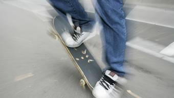 Gelände für Skater: In Muri wird es in den Bachmatten eine neue Anlage geben. Susi Bodmer