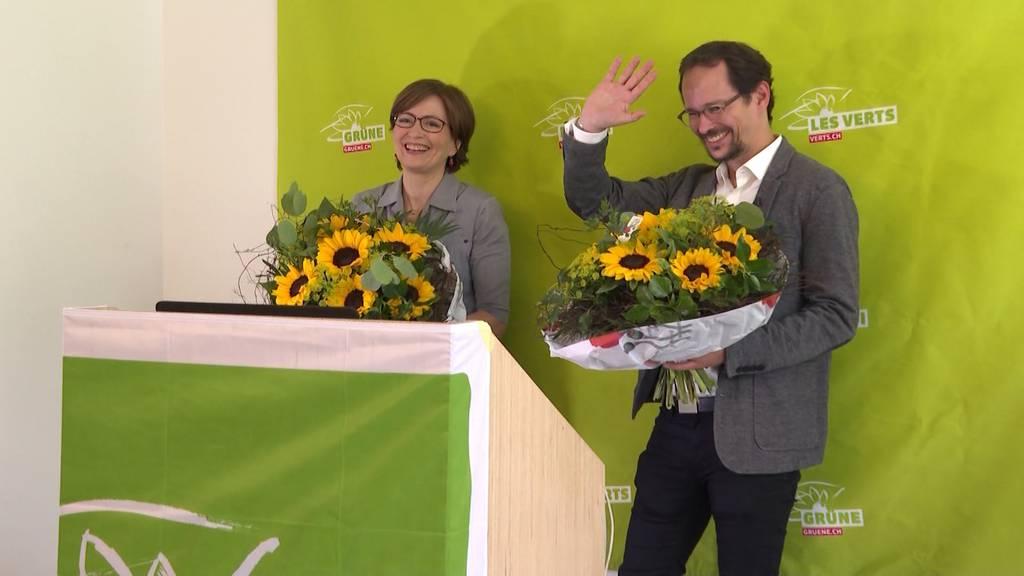 Balthasar Glättli ist neuer Grünen-Präsident