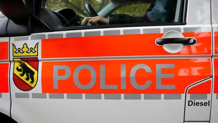 Neben der Kantonspolizei Bern stand nach dem Unfall auch das Care Team des Kantons im Einsatz.