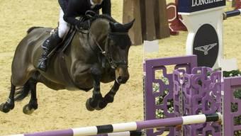 Niklaus Rutschi springt in Basel auf den zweiten Rang
