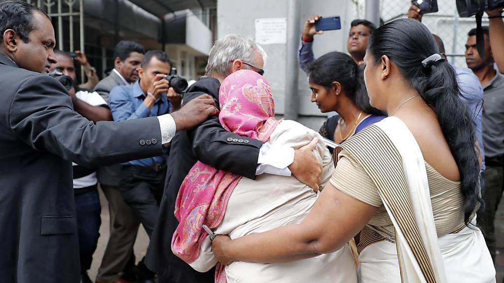 Lokale Angestellte von Schweizer Botschaft in Sri Lanka verhaftet