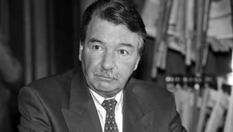Engagierte sich vor allem für die Integration: René Felber.