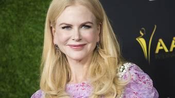 Nicole Kidman unterstützt den Amazon-Konzern bei seinem Kampf gegen den Streaming-Dienst Netflix und produziert künftig Serien sowie Filme für den Internetgiganten. (Archivbild)