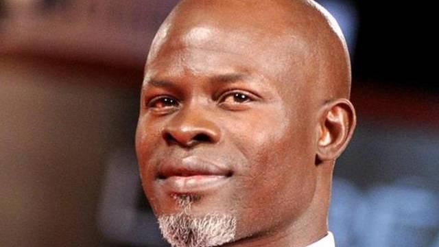 Hollywood-Star Djimon Hounsou (Archiv)