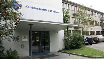 Ein neues Schuljahr beginnt auch in der Kantonsschule Solothurn. (Archiv)