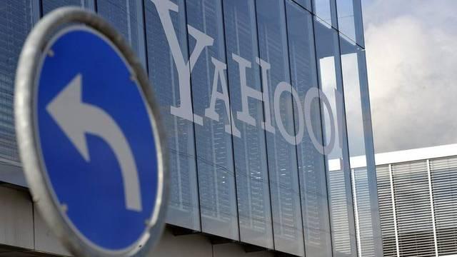 Schwächelt: Internetpionier Yahoo (Archiv)